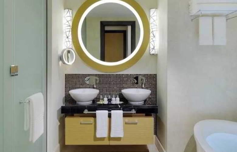 Marriott Executive Apartments Dubai Al Jaddaf - Room - 7