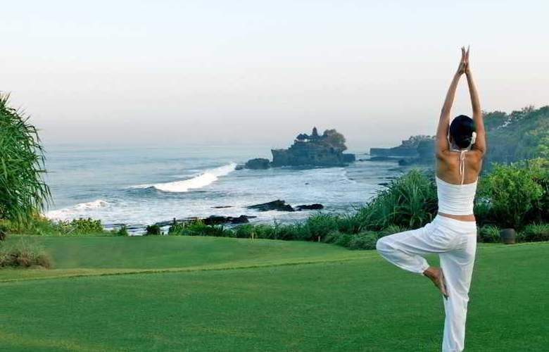 Pan Pacific Nirwana Bali Resort - Sport - 17