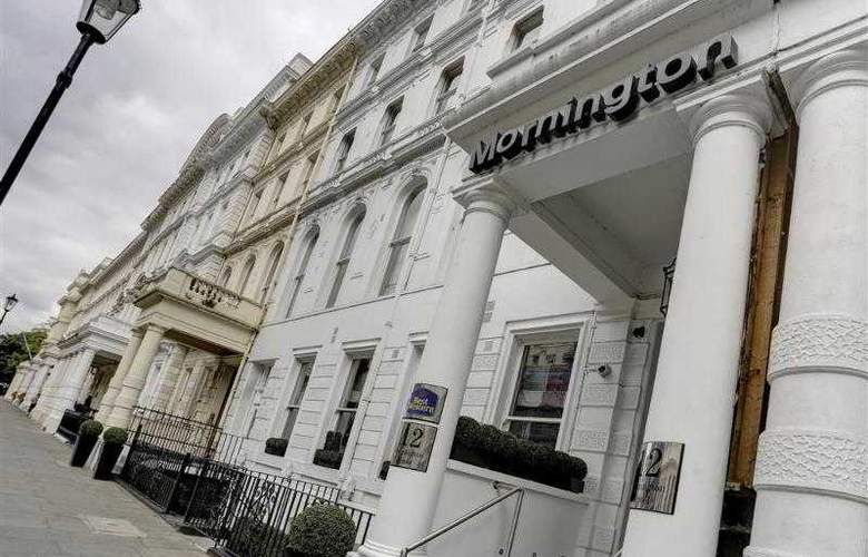 Best Western Mornington Hotel London Hyde Park - Hotel - 25