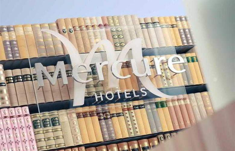 Mercure Hannover City - Hotel - 36
