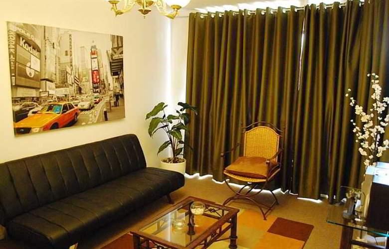 Vo Suites - Room - 1