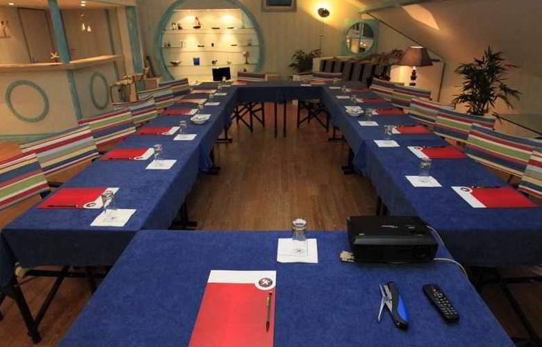 Qualys Hotel Reims Tinqueux - Conference - 6
