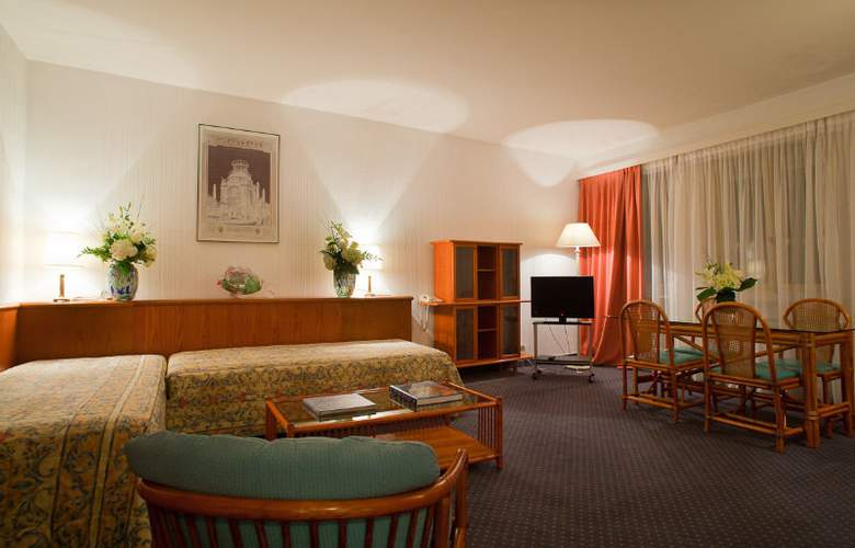 Sagitta Swiss Quality Hotel - Room - 11