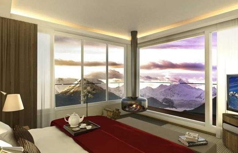 Crans Ambassador, Luxury Sport Resort - Room - 2