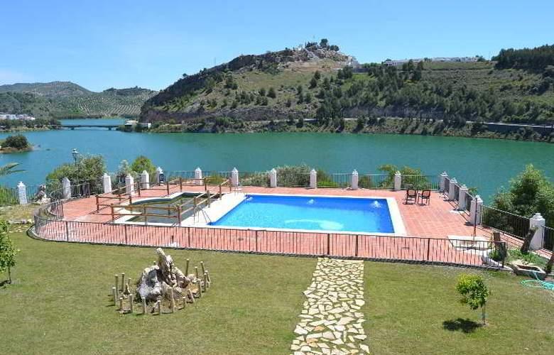 Caserio de Iznajar - Pool - 19