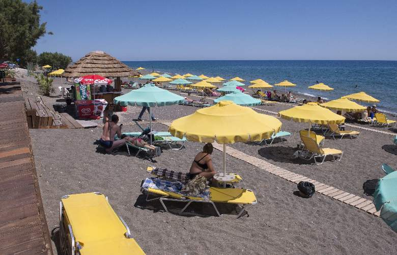 Tylissos Beach Hotel - Beach - 15