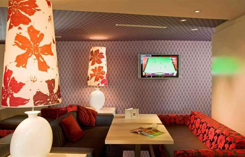 Mercure Bordeaux Centre - Bar - 5