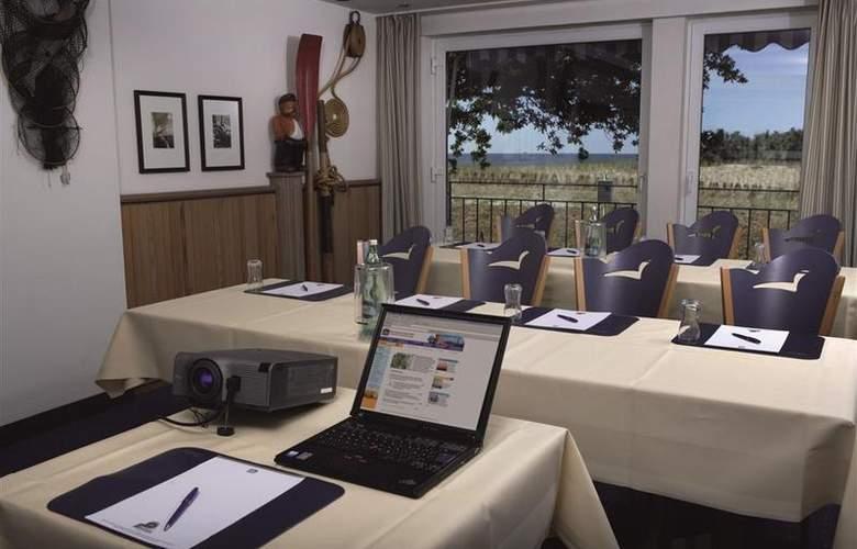 Best Western Hanse Hotel Warnemuende - Conference - 67