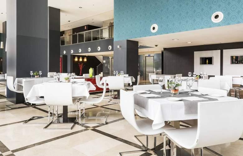 Ilunion Aqua 4 - Restaurant - 4