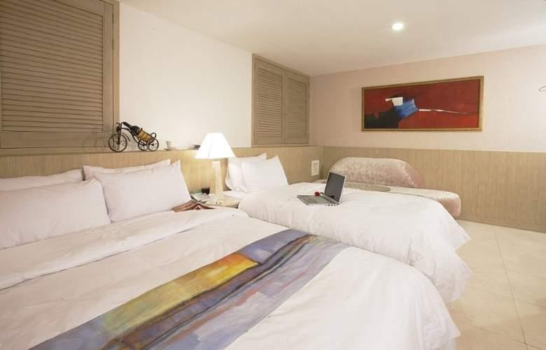 Dodo Tourist Hotel Seoul - Room - 1