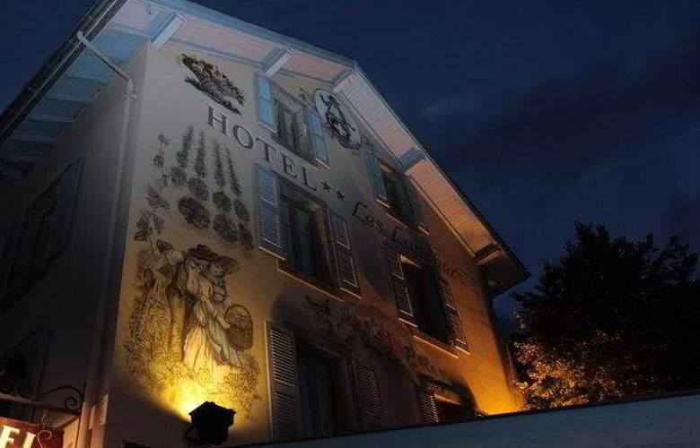 Les Lanchers Hotel Restaurant - Hotel - 0