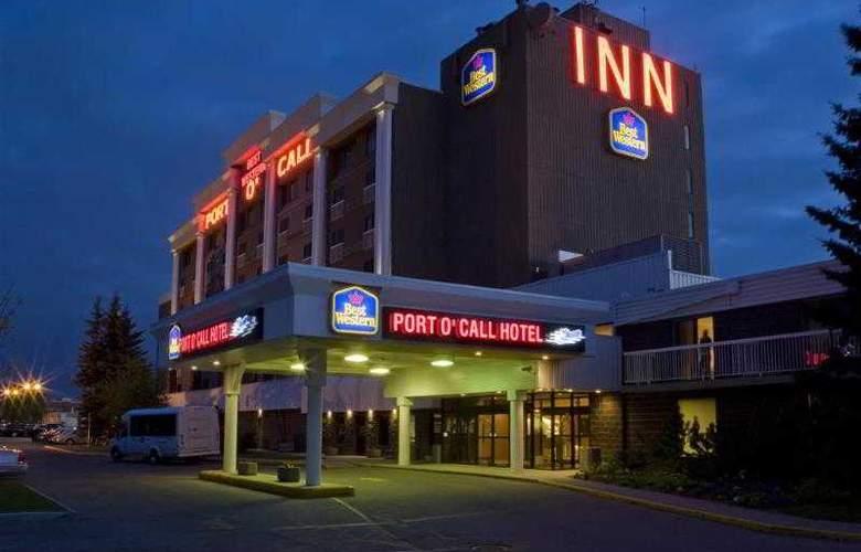 Best Western Port O'Call Hotel Calgary - Hotel - 64