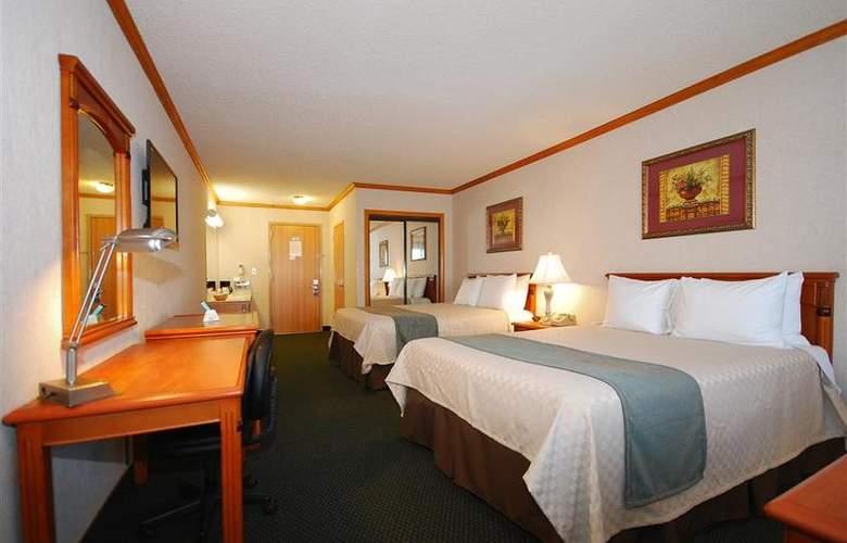 Best Western Los Angeles Worldport Hotel - Room - 12