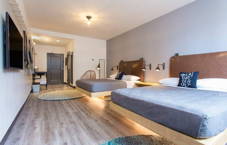 Moxy New Orleans Downtown/French Quarter Area - Room - 7