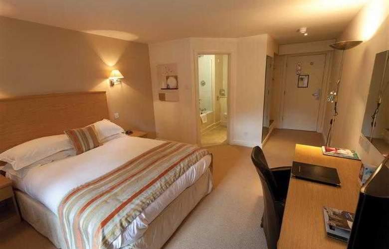 Best Western Mosborough Hall - Hotel - 86