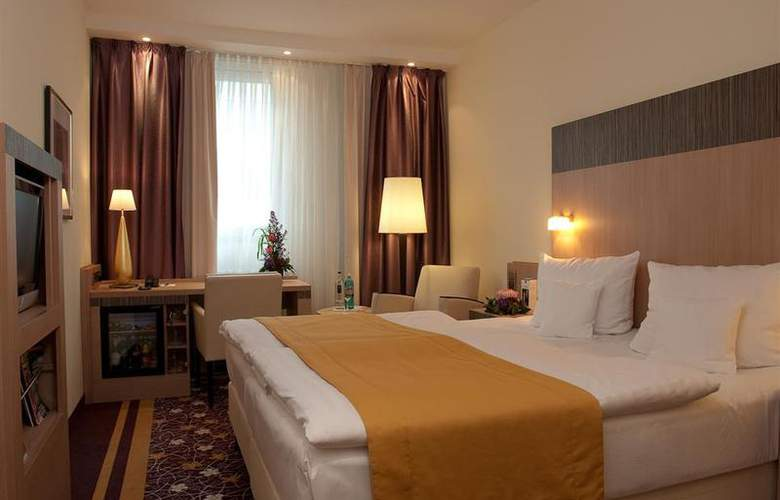 Best Western Hotel Domicil - Room - 59