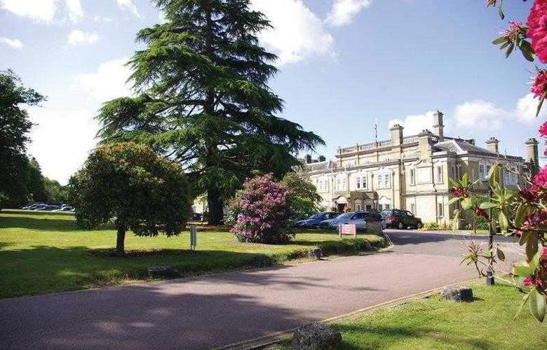 Best Western Chilworth Manor Hotel - Hotel - 26
