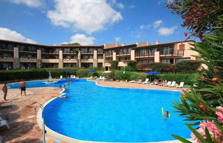 Family Hotel Sporting Tanca Manna - Pool - 6