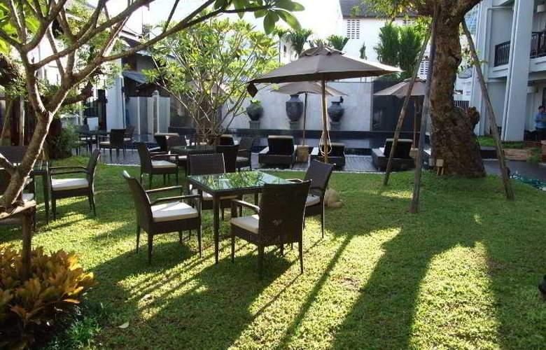 De Lanna Boutique Hotel Chiang Mai - Terrace - 14