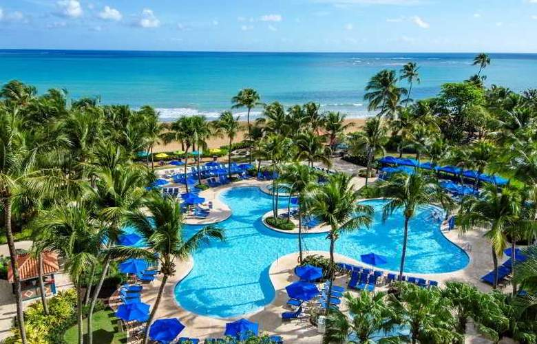 Wyndham Grant Rio Mar Puerto Rico Golf & Beach Resort - Pool - 6