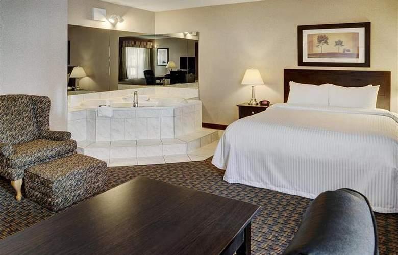 Coast West Edmonton Hotel & Conference Centre - Room - 52