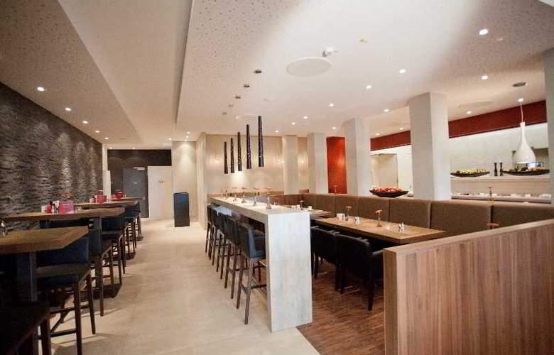 bigBOX Hotel Kempten - Restaurant - 4