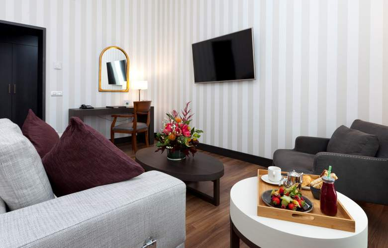 Intur Palacio San Martin - Room - 7