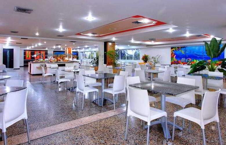 Cartagena Plaza Executive - Restaurant - 15