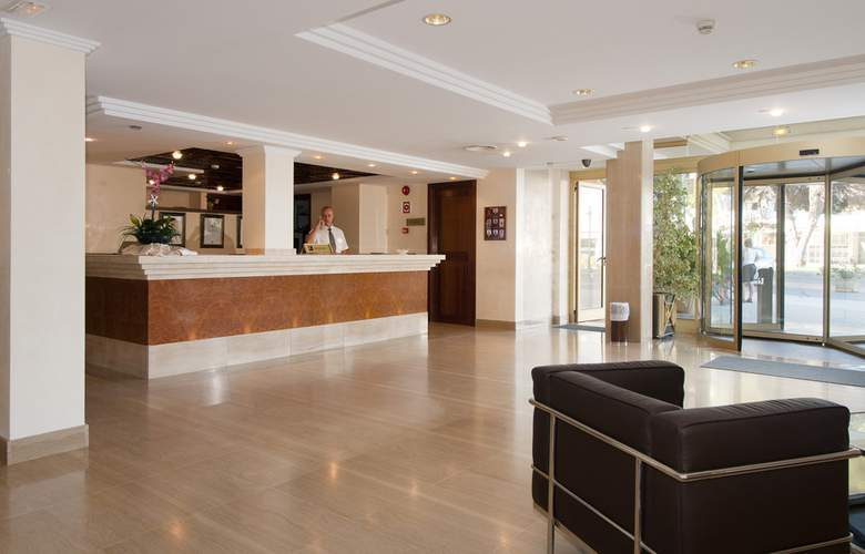 Hipotels Aparthotel Mercedes - General - 1
