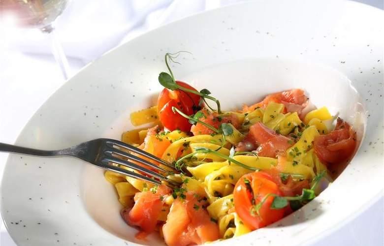 Best Western George Hotel Lichfield - Restaurant - 145