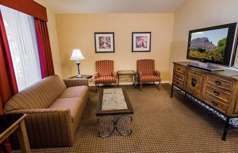 Best Western Arroyo Roble Hotel & Creekside Villas - Room - 70