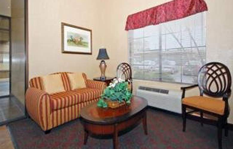 Sleep Inn & Suites Airport - General - 1