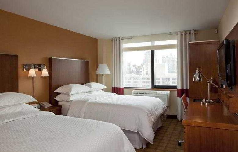 Four Points by Sheraton Midtown Times Square - Room - 4
