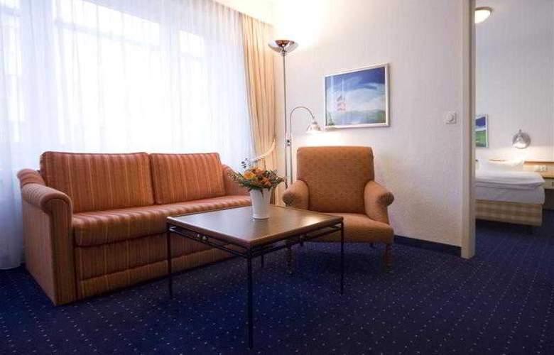 Best Western Hanse Hotel Warnemuende - Hotel - 11