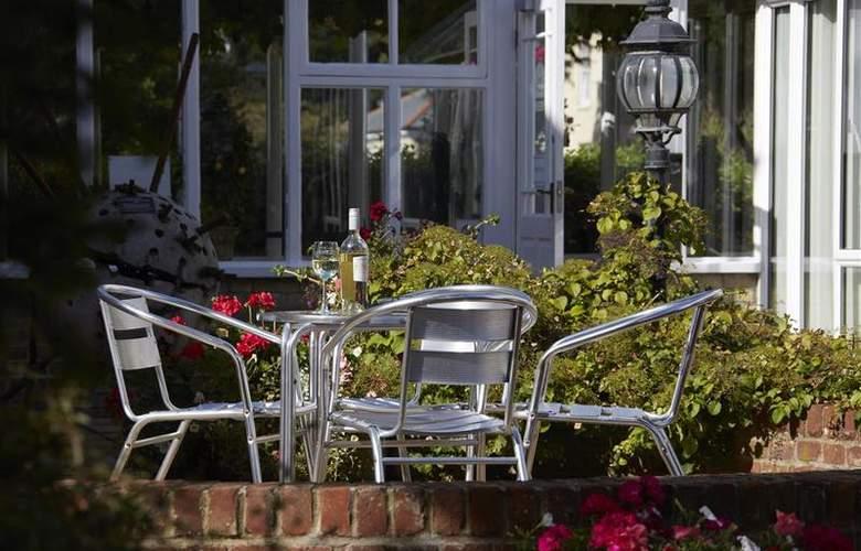 Best Western Annesley House - Restaurant - 82