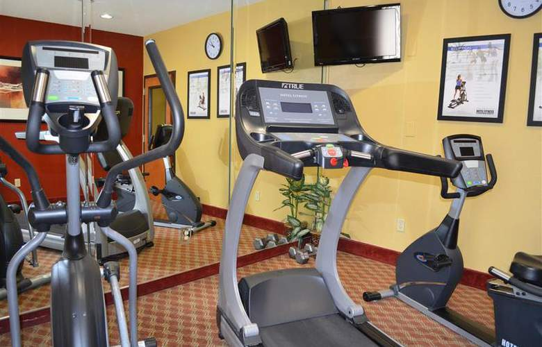 Best Western Greenspoint Inn and Suites - Sport - 157