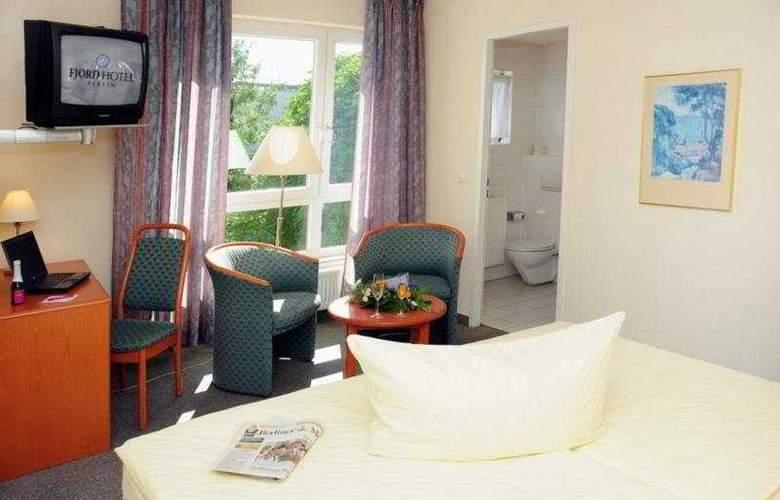 Lindemann Hotel Fjord - Room - 2