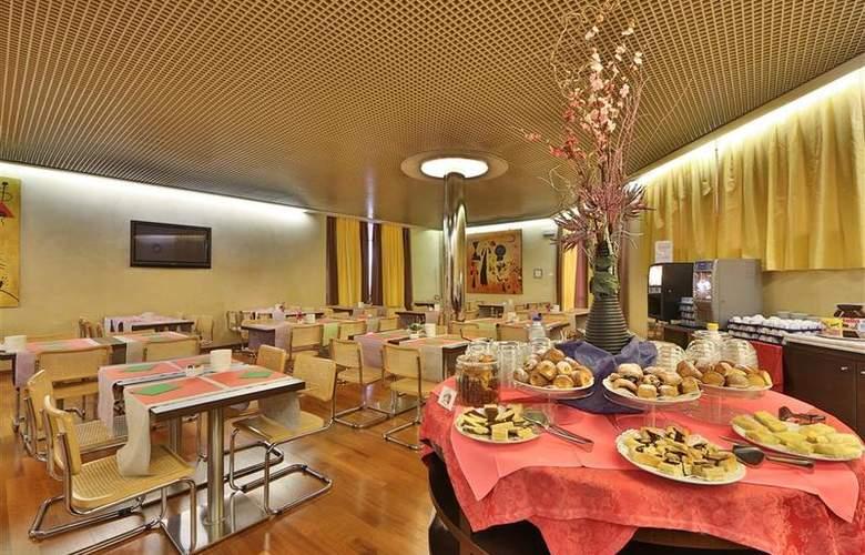 Best Western Air Venice - Restaurant - 18