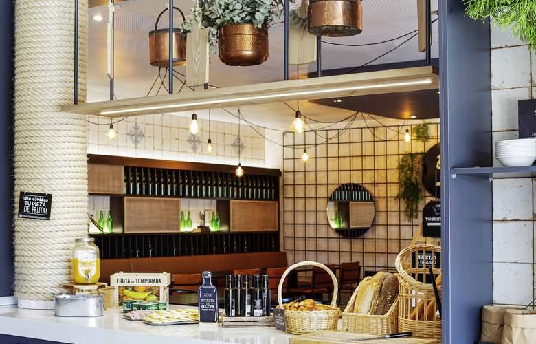 Ibis budget Oviedo - Restaurant - 3