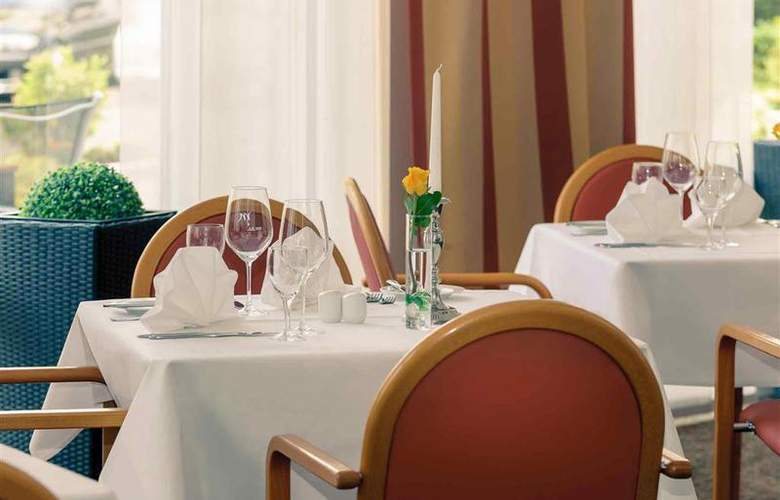 Best Western Amedia Frankfurt Airport - Restaurant - 15