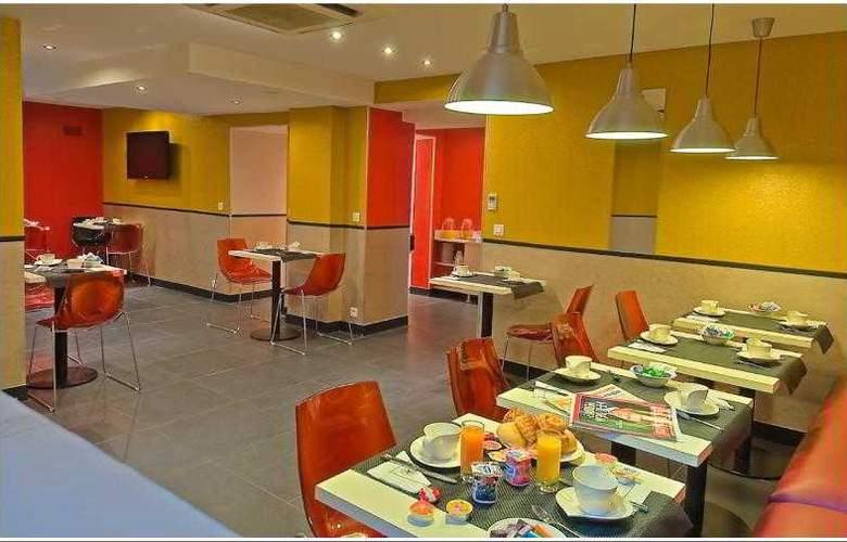Interhotel Le Canal - Restaurant - 5