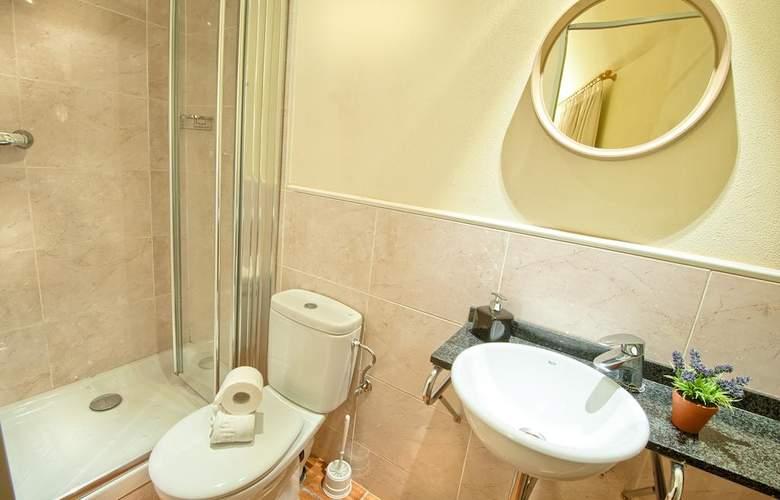 Sata Apartamentos Park Guell Área - Room - 9