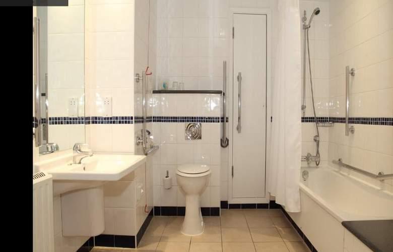 Holiday Inn London Regents Park - Room - 11