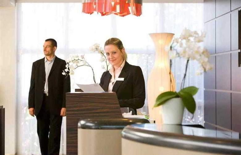 Novotel Lyon Bron Eurexpo - Hotel - 0