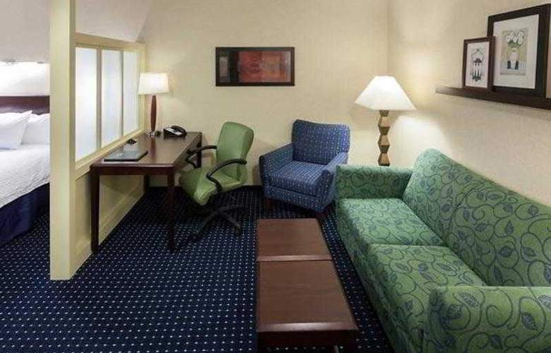 SpringHill Suites Indianapolis Fishers - Hotel - 9