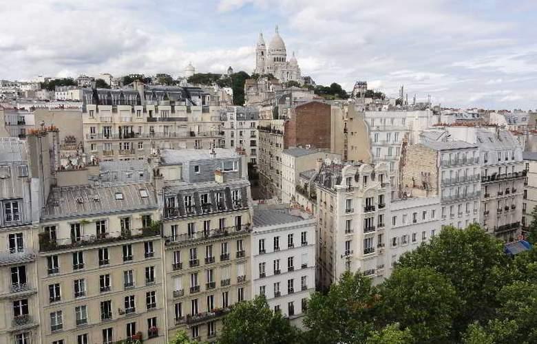 Rochechouart - Hotel - 9