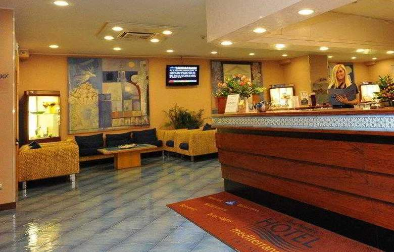 B.W. Mediterraneo - Hotel - 33