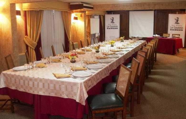 Best Western Hotel Los Españoles - Conference - 6