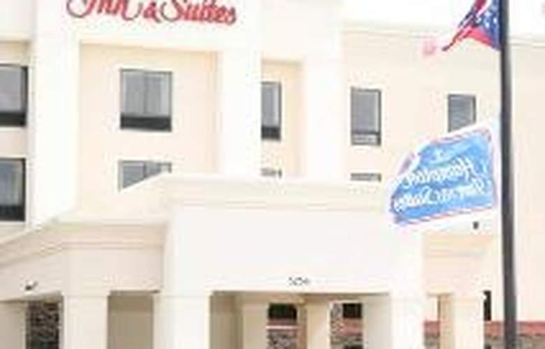 Hampton Inn & Suites Canton - Hotel - 0