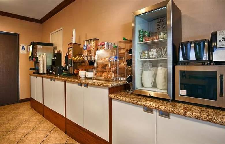 Best Western Santee Lodge - Restaurant - 44